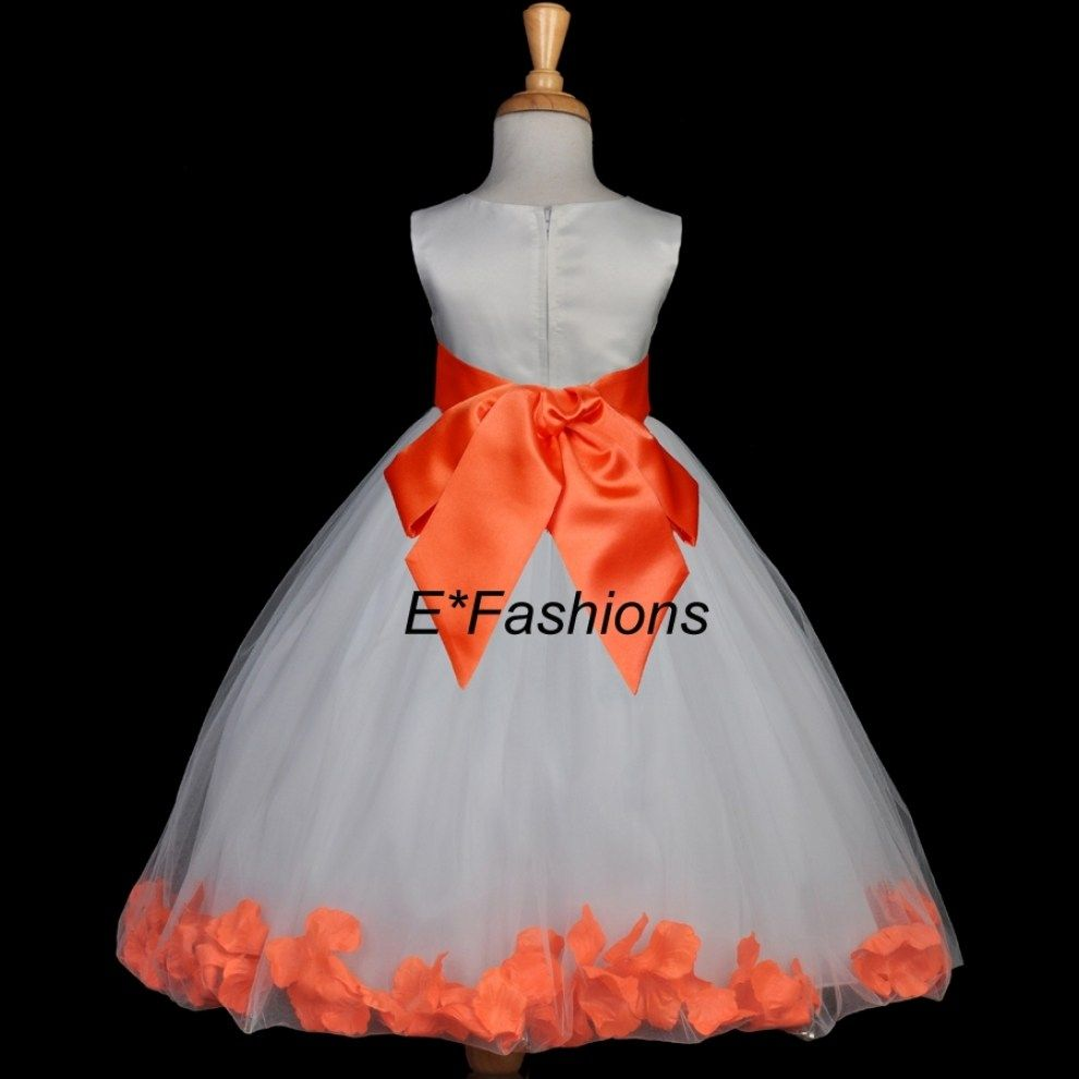 White And Orange Wedding Dresses Pictures Ideas Guide To Ing In Dress