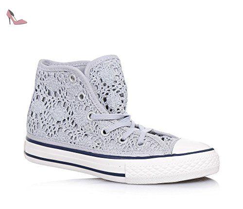 chaussure converse tissu