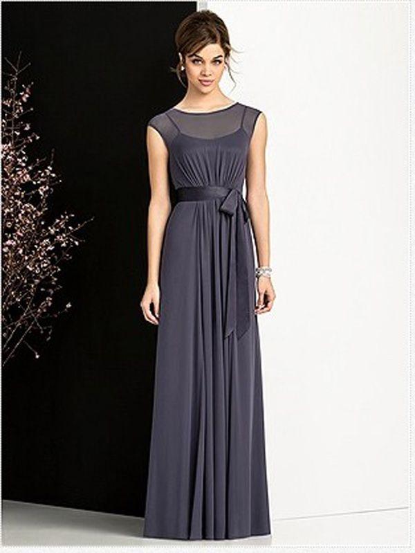 Long sleeved dessy dresses uk