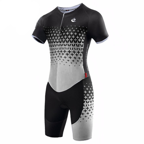 This Unique Custom Triathlon Suit Men Cycling Jersey Sets With