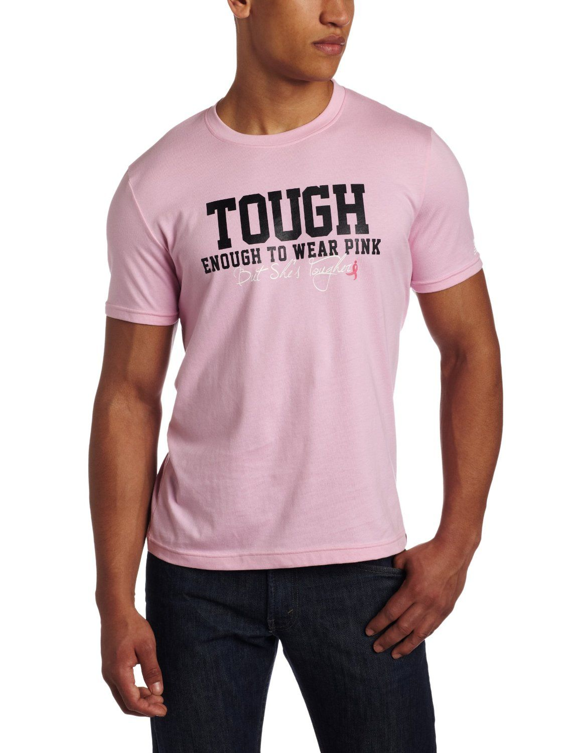 06db90d0 Amazon.com: New Balance Mens Shes Tougher Tee: Sports & Outdoors ($9.41-$19.95)