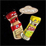 I'M CUMIN!