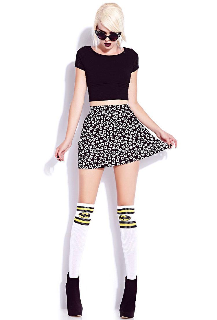 Favorite Batman™ Knee Socks | FOREVER21 - 2000076490