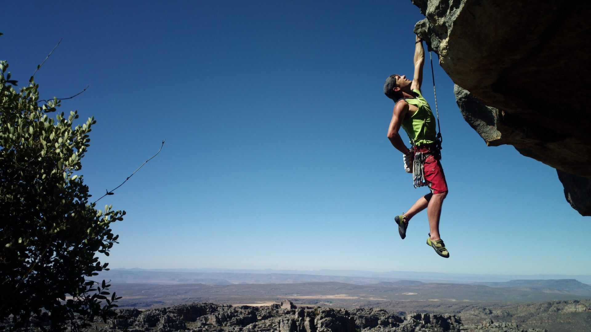 Rock Climbing for Fitness What You Should Know Sports