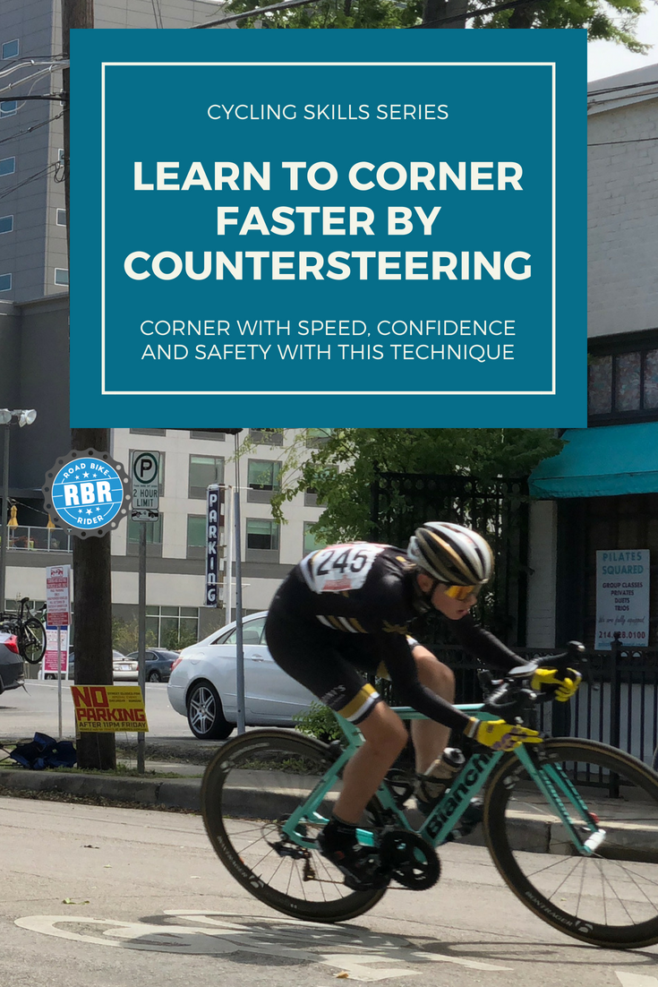 Corner Faster On A Road Bike By Learning To Countersteer Road