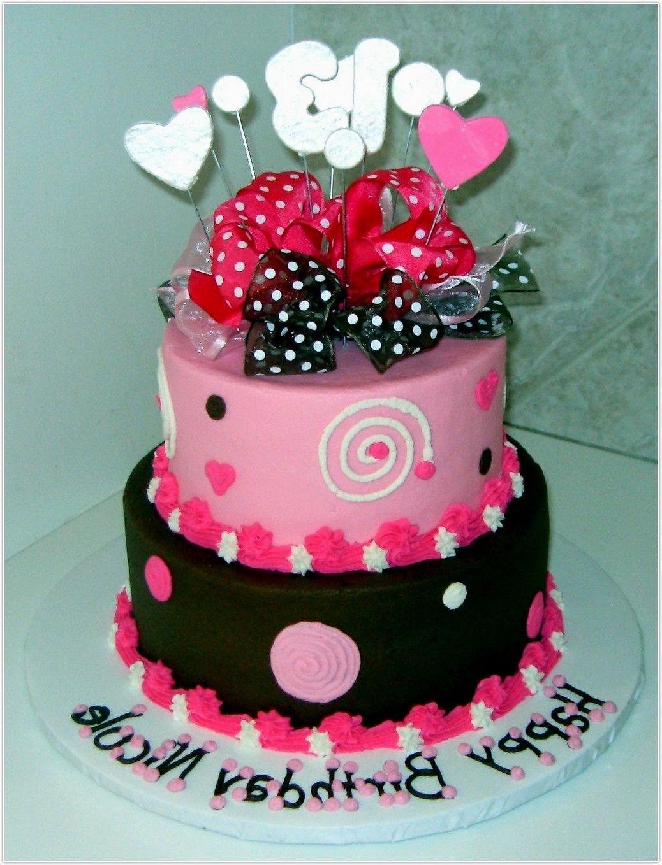 25 Awesome Photo Of Teenage Girl Birthday Cakes Birthday Cake