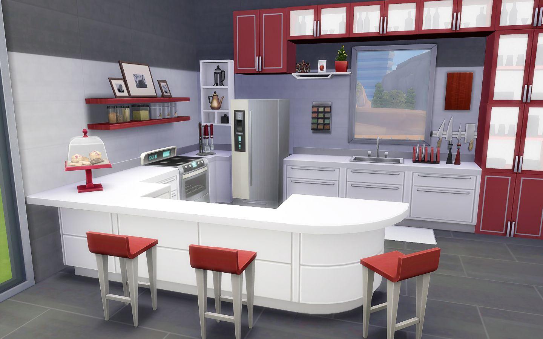 House 24 The Sims 4 Pinterest Projetos De Casas Jogo E Minha Casa