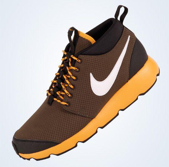 Nike Roshe Run Trail – Cargo Khaki – Canyon Gold