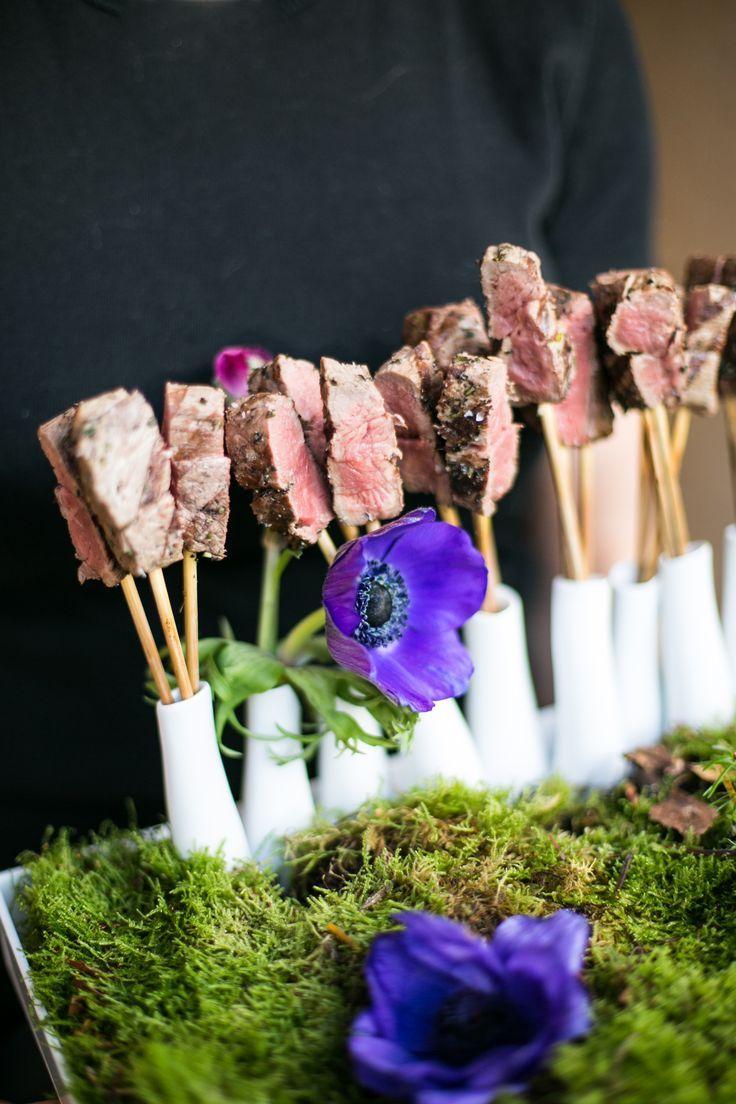 50 Bitesize Wedding Food DIY Easy Inexpensive