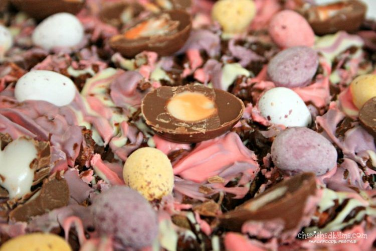 The Best Easter Rocky Road Recipe Ever Recipe Rocky Road