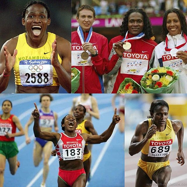 #Day6 #BlackHistoryMonth #February2015 || Maria de Lurdes #Mutola born October 27, 1972 is a retired female track and field athlete from #Mozambique who has specialized in the 800 metres. Mutola was born in the #Chamanculo district of #Maputo. Her father was employed by the railways and her mother was a market vendor.  She is the fourth athlete to compete at six Olympic Games. She is a three-time world champion in this event and a one-time Olympic champion. She is the only athlete ever to…