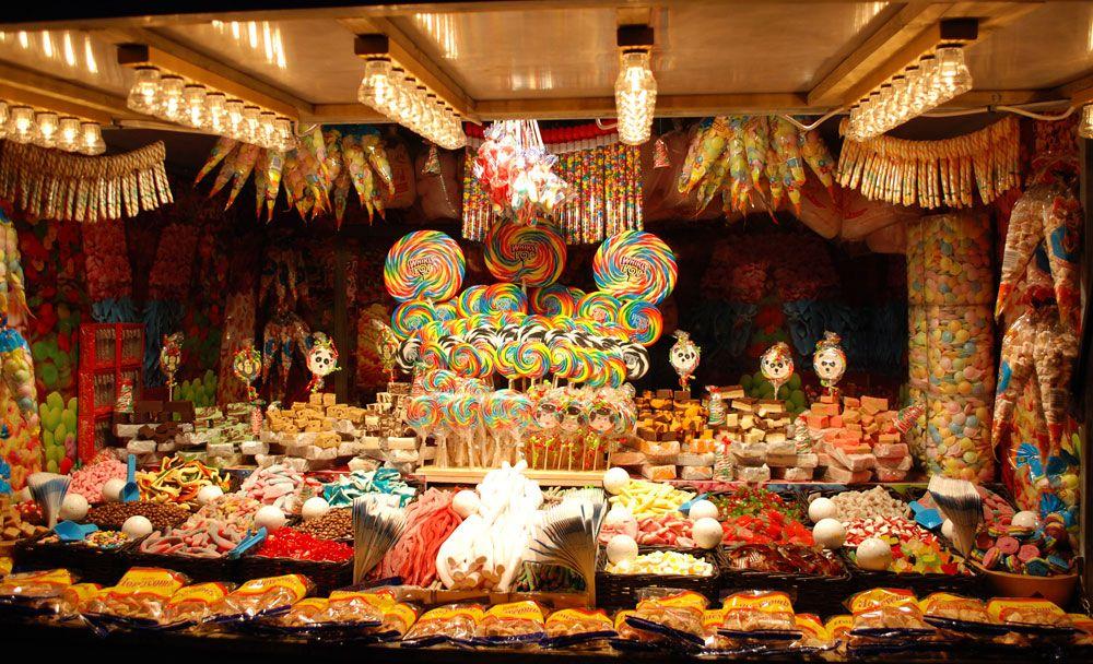 Alexandra d foster destinations perfected candy store