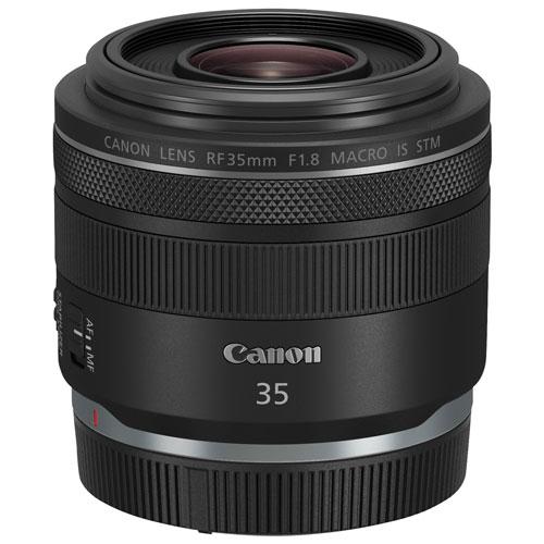 Canon Rf 35mm F 1 8 Macro Is Stm Lens Black Best Buy Canada Wide Angle Lens Creative Macro Photography Macro Lens