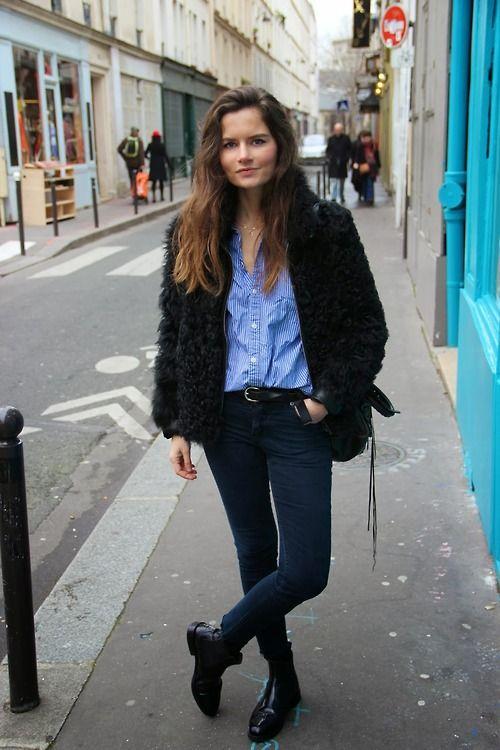#paris #streetstyle