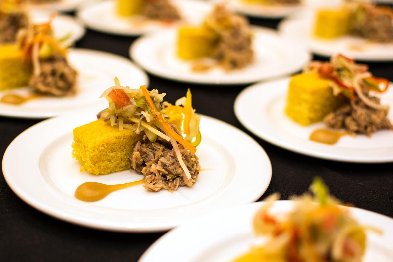 Banquet Food #EpiphanyFarmsEvents #EpiphanyFarms #SpecialEventFood #Catering #BanquetFood