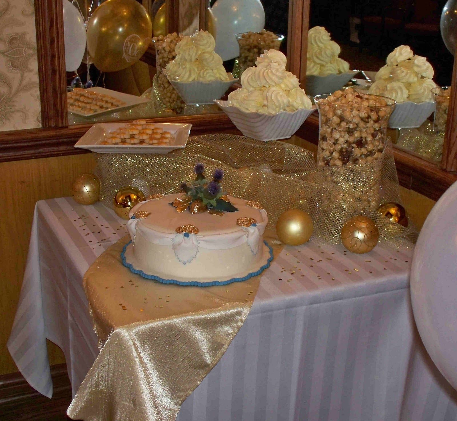 Wedding Gift Ideas On A Budget: 50th Anniversary Party Ideas On A Budget