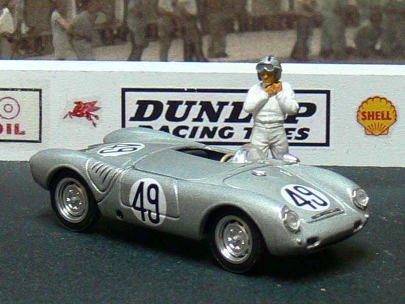 Porsche Racing 1950-1960\'s- Old Irish Racing Model Collection ...