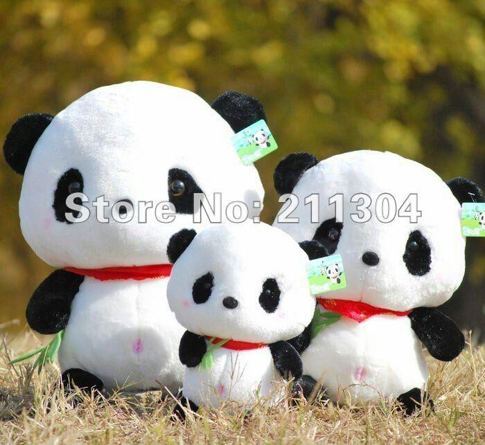 Panda family <3