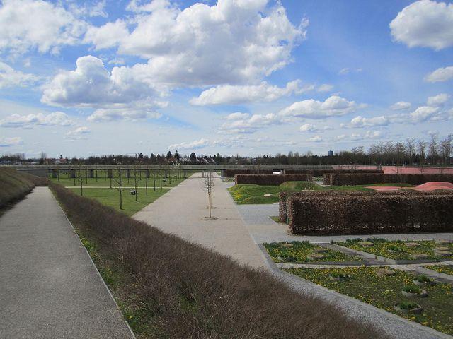 Design Riem Park Landscape Architecture Landscape Photo