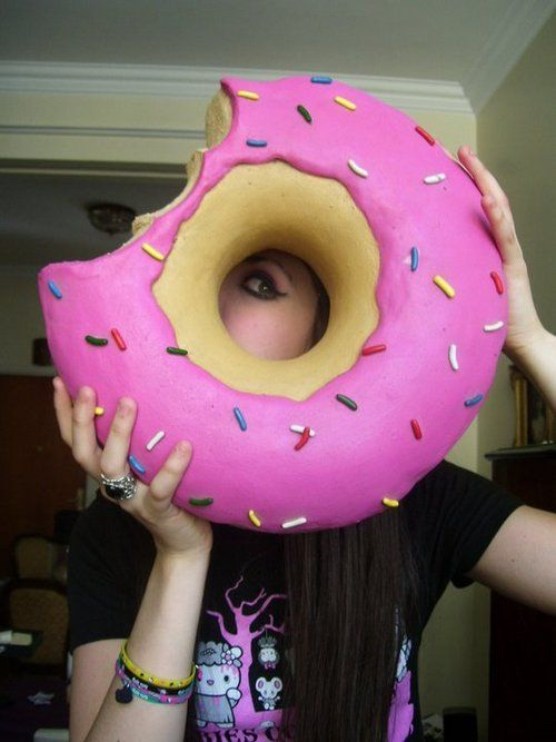 Giant Donut Diy Sewing Projects Donut Pillow Pillows