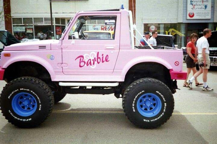 Cherry Hill Dodge >> Pink Suzuki Samurai   Samurai/Jimny   Pinterest   Samurai and 4x4