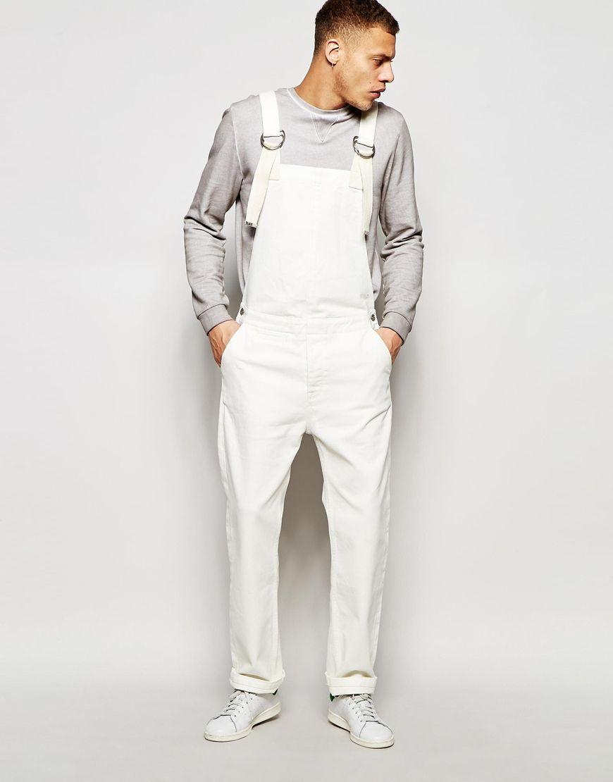 Men in White Overalls