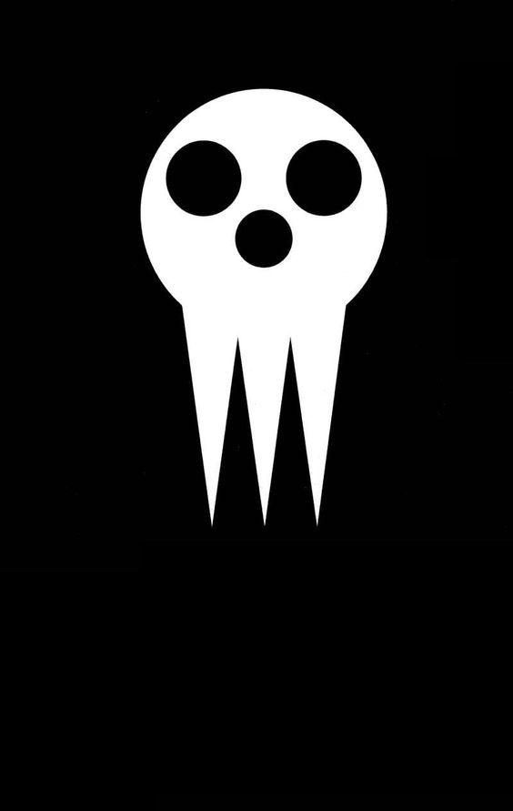 Shinigami/Death the Kid Family Emblem.. Anime