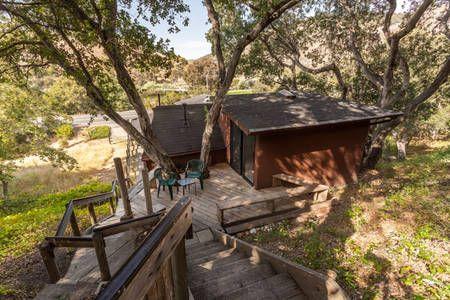 Treehouse Quiet Comfortable Retreat à Avila Beach California