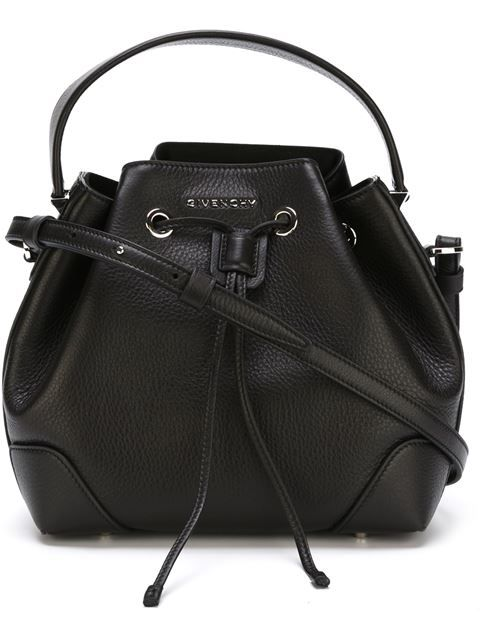 cf991562 Shop Givenchy drawstring hobo shoulder bag in Smets from the world's best  independent boutiques at farfetch.com. Shop 300 boutiques at one address.