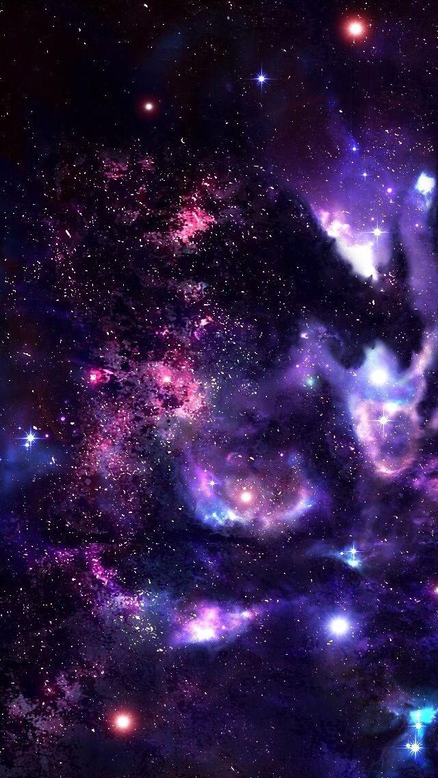Idea by Dan Dede on خلفيات . Iphone wallpaper nebula