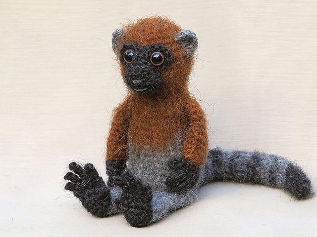 Adi The Monkey Pattern By Sonja Van Der Wijk Monkey Pattern