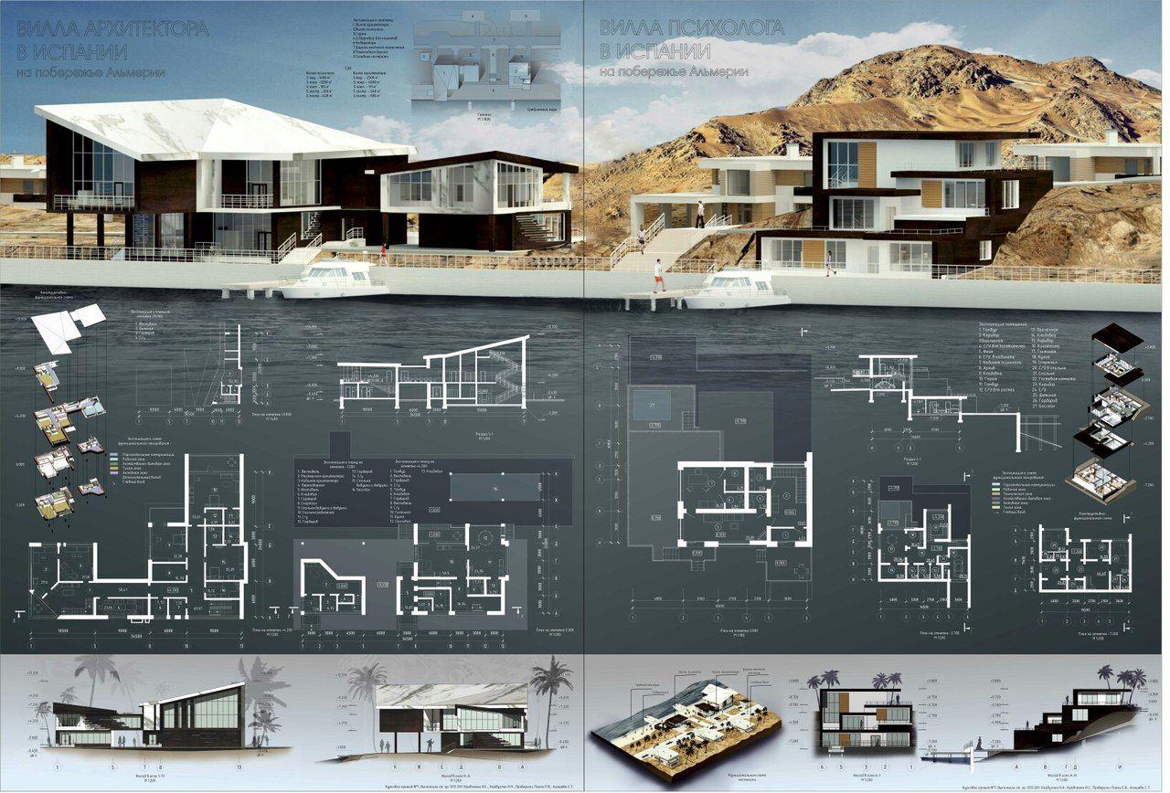 Новости | Архитектурное портфолио, Архитектурный дизайн ...