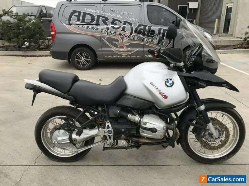 Motorcycle For Sale Bmw R1150gs R1150 R 1150 Gs 11 2003 Model