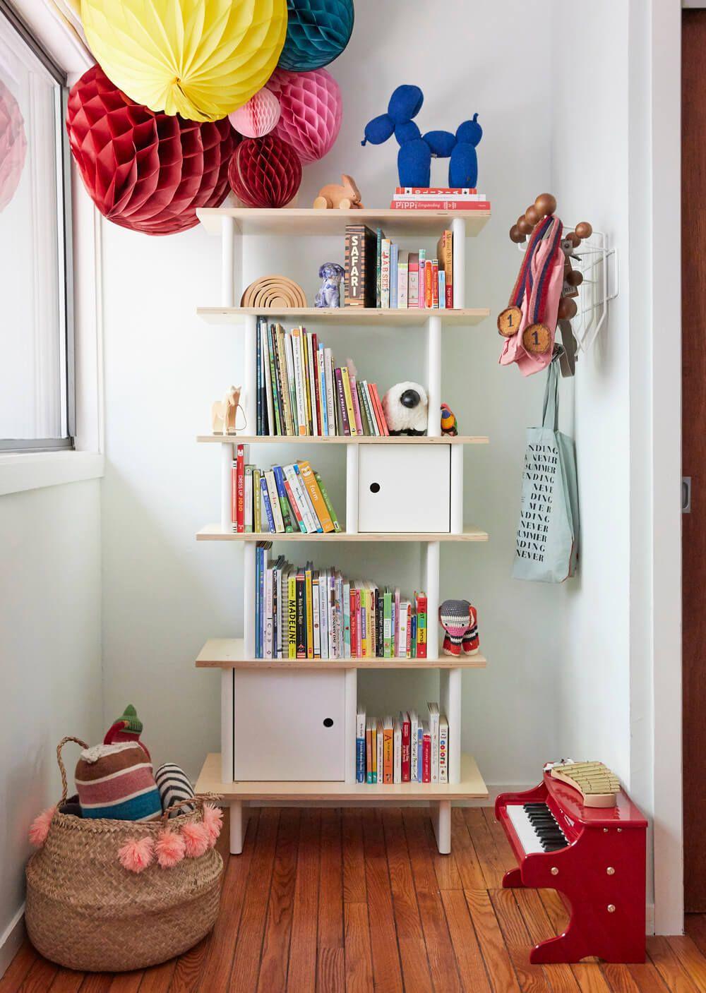 8 ideas for childrens bookshelves paul paula