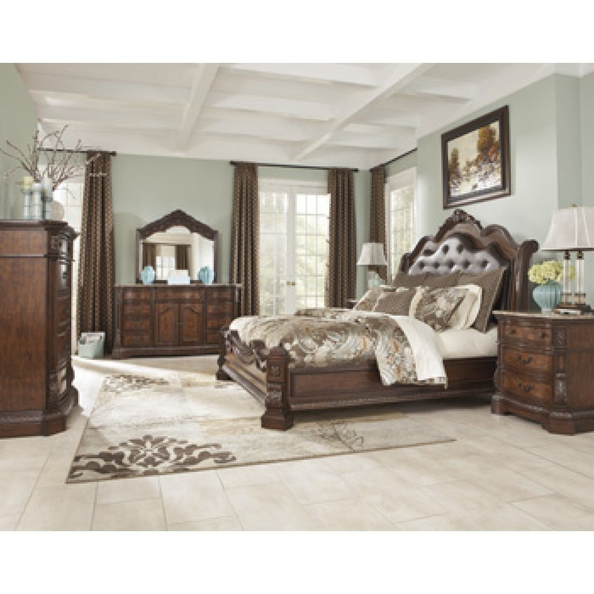 Ashley+Furniture+Bedroom+Furniture | ... BY MANUFACTURER ASHLEY ...