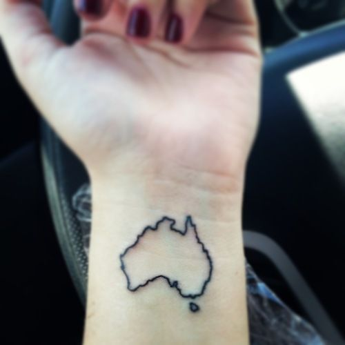 Australia Tattoos Google Search Tattoos Australia Tattoo
