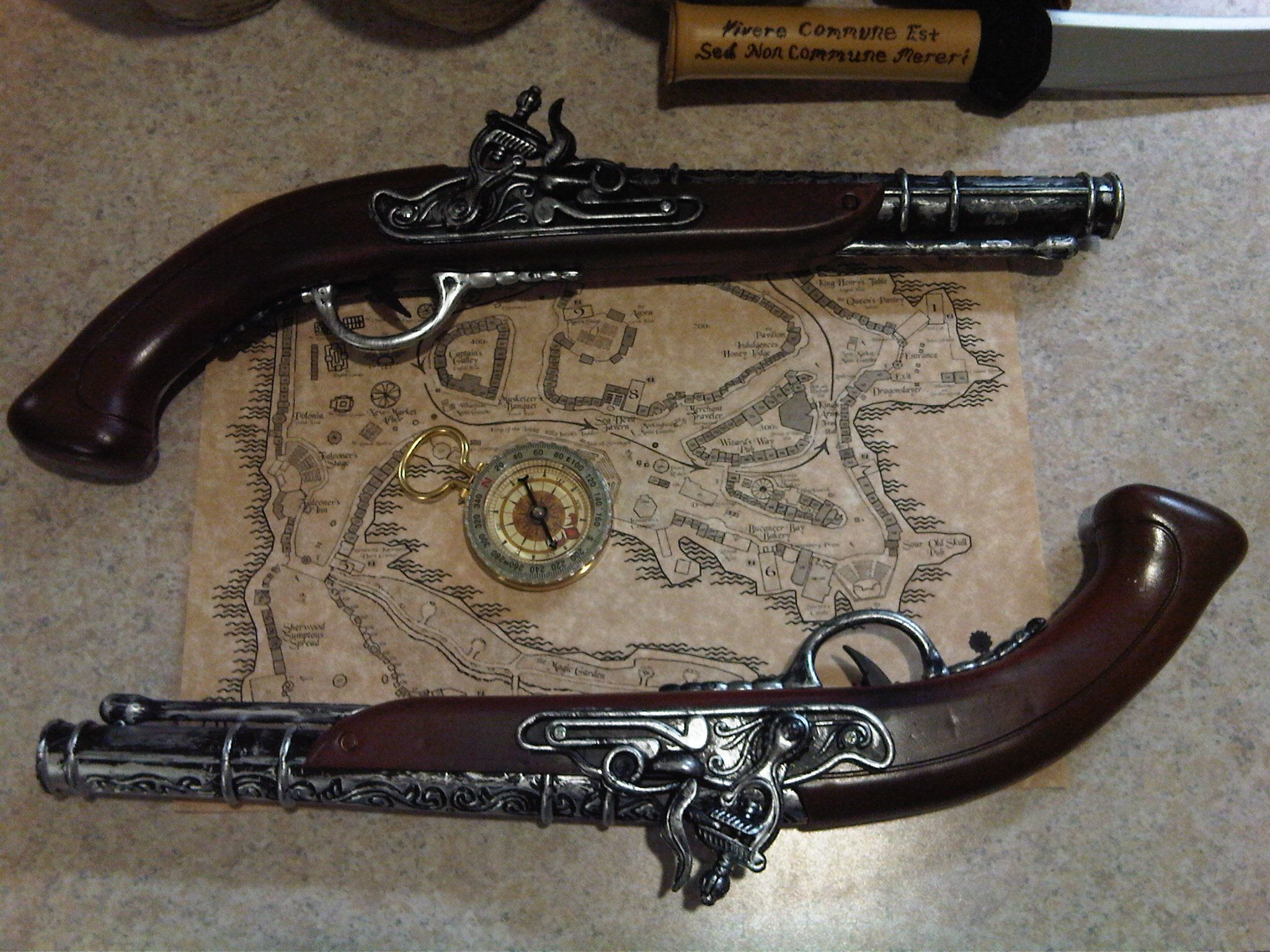 Pirate Pistol Redux Guns And Weapons