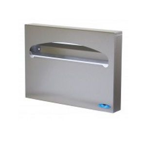 Seat Cover Dispenser In All Stalls Stainless Steel Wall Mounted With Images Toilet Seat Cover Seat Cover Toilet Seat