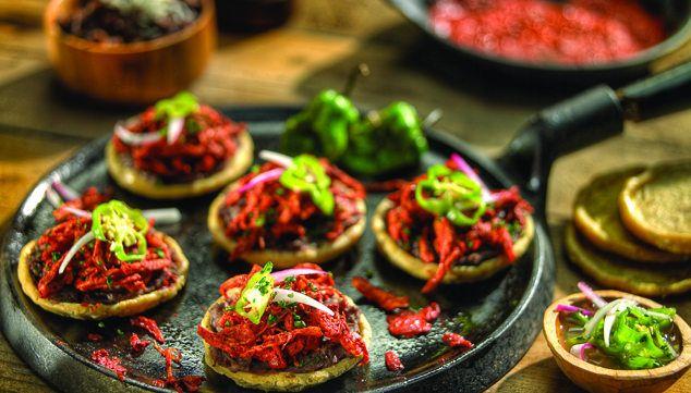 SOPECITOS DE POLLO PIBIL | Chef Oropeza