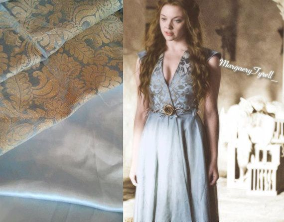 Margaery Tyrell Cosplay Costume game of thrones by ...  Margaery Tyrell...