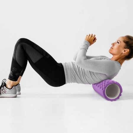 hihill foam roller ideale per crossfit stretching yoga