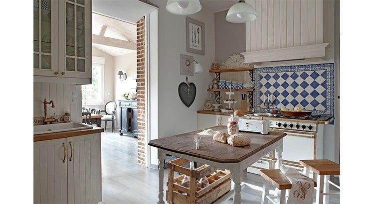 Quelques Belles Photos Pour Sinspirer De Nouvelles Idées - Eleonore deco cuisine pour idees de deco de cuisine