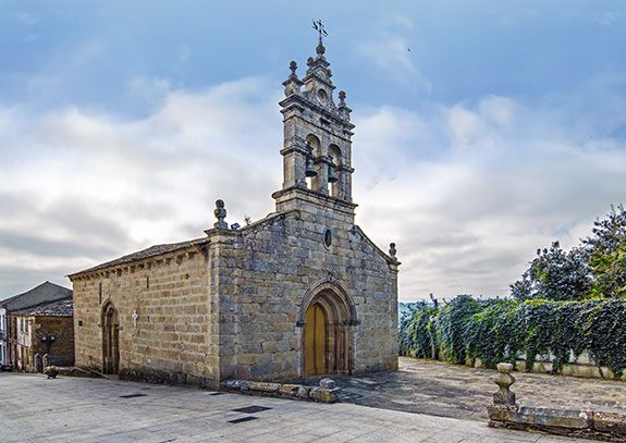 Iglesia de San Salvador - Sarria | San salvador