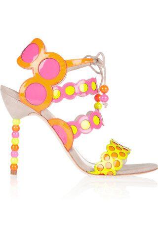 Yayoi Sandals