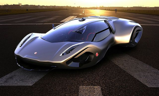 Wild 2030 Bizzarrini Veleno Concept