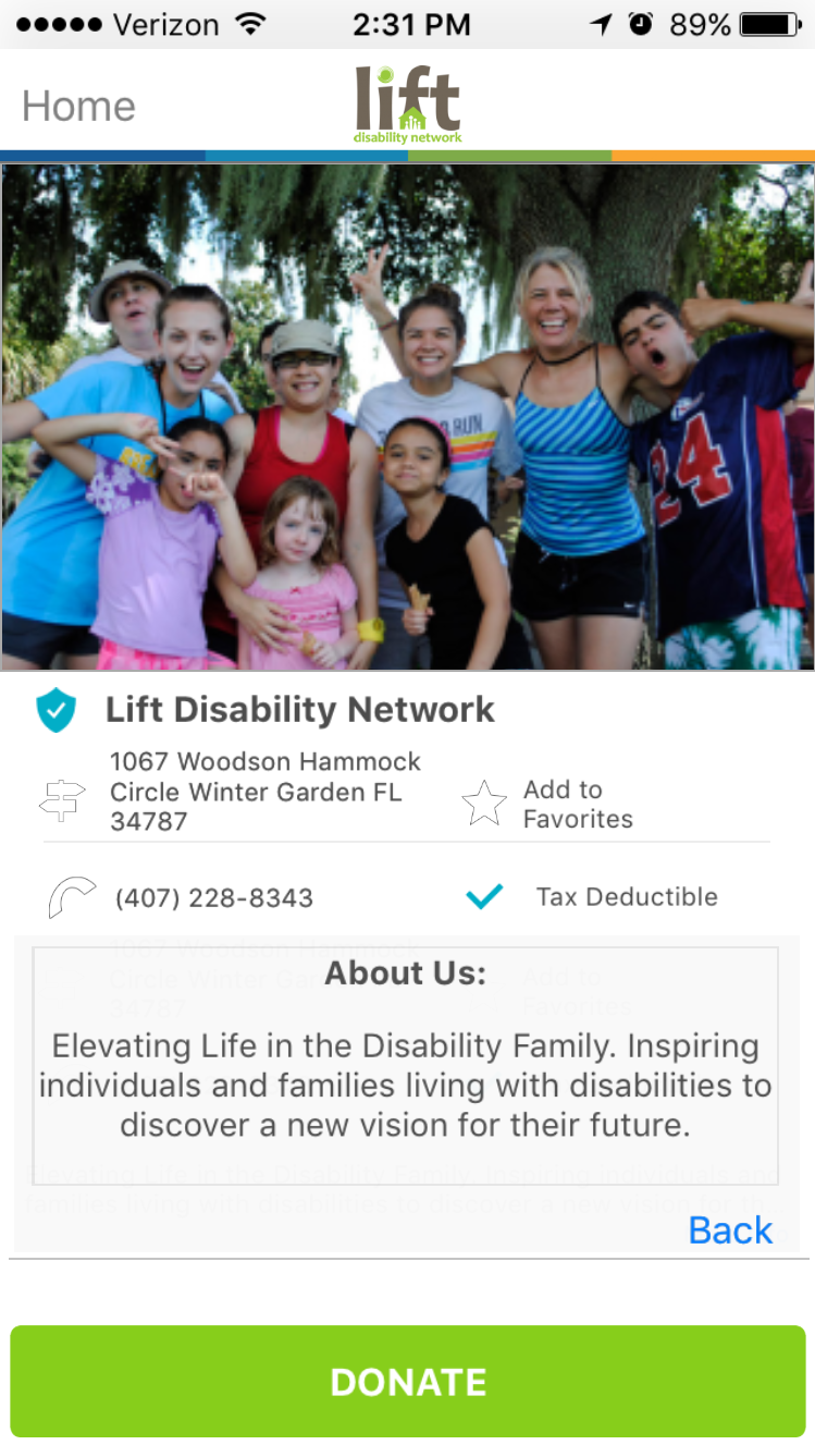 lift disability network in winter garden florida