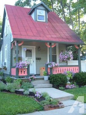 Wyoming N Central Cincy Victorian Cottage Adorable Pets Possibl Victorian Cottage Cottage Cute House