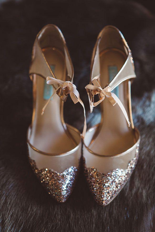 Eclectic Chemistry Wedding San Francisco Wedding Shoes Bride