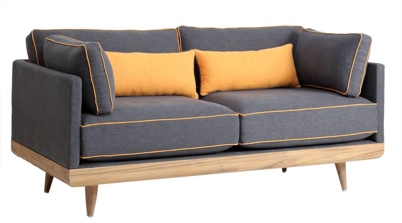 Priamka A Two Seater Sofa In 2020 Sofa Contemporary Sofa