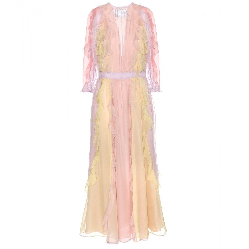 silk dress + 000276 ◊ mytheresa | valentino silk dress